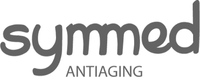 Symmed anti-aging gelaatsverzorging logo